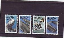 Tuvaluan Whales Fish & Marine Animal Postal Stamps