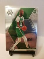 Tacko Fall 2019-20 Panini MOSAIC #244 ROOKIE Boston Celtics