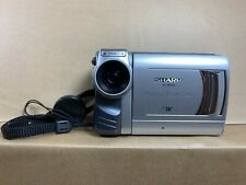 Sanyo Vl-Nz50 8Mm Digital Viewcam Camcorder - As-Is - Selling For Parts