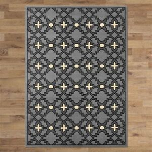 Budget BCF Rug Collection Morocan Modern Designs Soft Feel In All Sizes