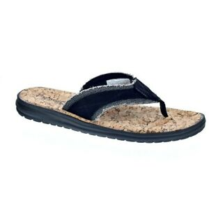 Dude Flinn Braided  Chanclas  Hombre  Negro 44081