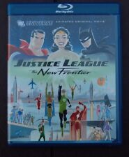 Justice League: The New Frontier (Blu-ray Disc, 2008, Special Edition)