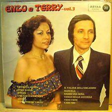 ENZO & TERRY - VOL. 3 LP Sigillato