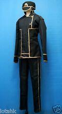 Mass Effect 3 Alliance Admirals Cosplay Costume Custom Made  < Lotahk >