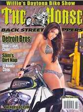 THE HORSE BACKSTREET CHOPPERS No.88 (New Copy) *Free Post To USA,Canada,EU