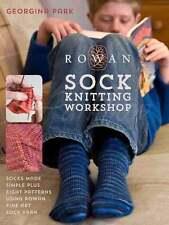 Rowan ::Georgina Park. Sock Knitting Workshop:: book 8 patterns New