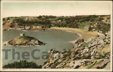 PORTELET Portelet Bay Postcard JERSEY Photochrom Co. Ltd., The