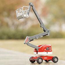 Mini RC Car 1:87 Metal Lift Platform Diecast Aerial Model Car Toy For Kids