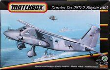 Matchbox 1/72 Dornier Do 28D-2 Skyservant #40102