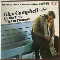 GLEN CAMPBELL By The Time I Get To Phoenix 4 Track Reel To Reel Tape 3 3/4 IPS
