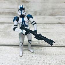 """Hasbro Lfl 501st fase 2 de Star Wars Clone Trooper 3.75"""" Acción Figura Rara"""