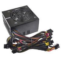 EVGA 500-Watt Gaming PC PSU Power Supply 80 Plus Rated 120mm Fan