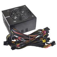 EVGA 500-Watt Gaming PC PSU Power Supply 80 Plus Rated 120mm 100-W1-0500-K3