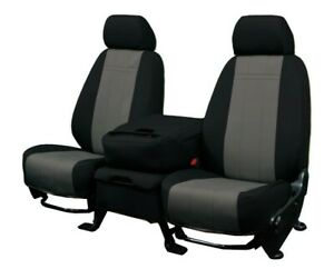 Ford Expedition 1997-1999 Charcoal NeoSupreme Custom Fit Front Seat Covers
