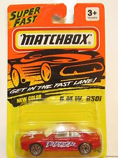 MATCHBOX 1994 NEW COLOR B.M.W 850i