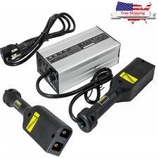 US 36 Volt Battery Charger Golf Cart 36V Charger For Ez Go Club Car DS EZgo TXT