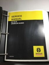 New Holland DC180.B Crawler Dozer Service Repair Manual