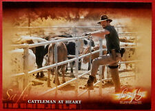 Joss Whedon's FIREFLY - Card #25 - Cattleman At Heart - Inkworks 2006