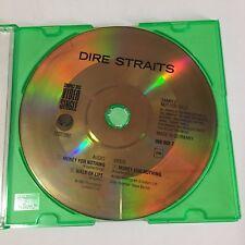 Dire Straits _Money For Nothing CD Single Video Sample _Vertigo Germany.  (25107