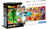 Clementoni 39486 39486-High Quality Collection Puzzle Panorama-Dragon Ball-1000