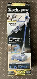 NEW Shark Vertex UltraLight DuoClean PowerFins Stick Corded Vacuum HZ2002
