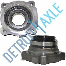 Pair: 2 New REAR 2005-12 Tacoma ABS Complete Wheel Hub and Bearing Assembly