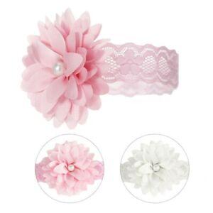 Baby Headbands Girls Flowers Lace Headbands