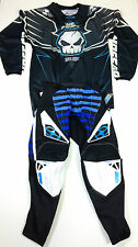 NO FEAR MOTOCROSS Kit Spectrum MX Pantalon pointe bleu Engery jersey neuf 71.1cm