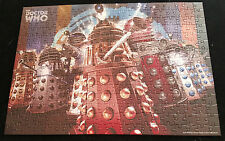 BBC, DOCTOR WHO, 300 Piece Jigsaw Puzzle THE DALEKS, Special Edition