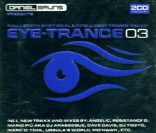 EYE TRANCE 03 = Rank/Angelic/Insigma/Buuren/Push/Aeon/Bruns...=3CD= TRANE TRAXX