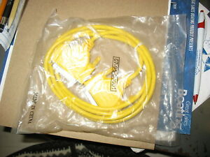 OEM PC ANYWHERE Parallel Data Transfer CABLE db25 m/m Symantec 07-95-0001 Yellow