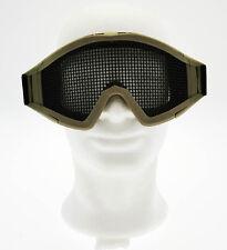 Occhiali In A Softair Maschera MilitariaEbay Rete Vendita j3q54ALR