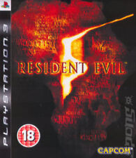 Resident Evil 5 (PS3) VideoGames