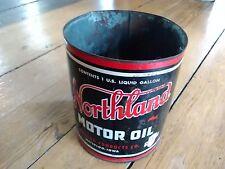 1 gallon northland oil motor can waterloo ia