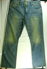 VTG American Eagle Outfitters Men's LIght Wash Bootcut Jeans 38x36 Faded Cool