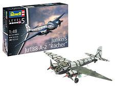 Revell Junkers Ju188 A-1 Rächer Im Maßstab 1 48