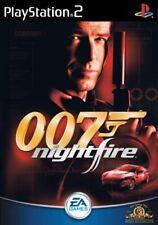 PS2 James Bond 007 Nightfire - Playstation2