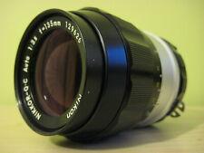 Nikon Nikkor-Q.C. Auto 135mm F3.5