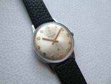 Elegant Vintage DARWIL Special Flat Lux Men's dress watch from 1960's years!