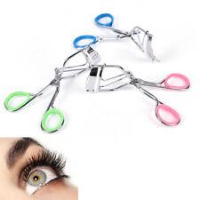 Proffessional Handle Eye Curling Eyelash Curler Clip Beauty Makeup Tool  Z