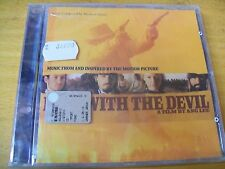 RIDE WITH THE DEVIL  O.S.T.  CD  SIGILLATO HDCD ANG LEE