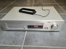 STEREO TUNER AKAI Model AT-K33L Vintage 1981