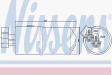 Nissens Récepteur sécheuses 95436 Fit avec RENAULT MEGANE