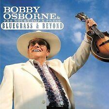 "BOBBY OSBORNE, CD ""BLUEGRASS & BEYOND"" NEW SEALED"