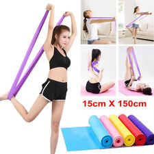1.5M GYM Exercise Pilates Yoga Dyna Fitness Aerobics Stretch Resistance Bands