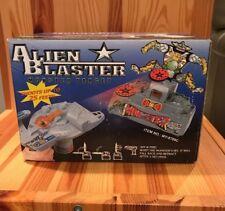 Rare Min Yin Toys Alien Blaster Monster Target Foam Disc Gun Battery Operated