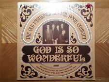WORD LP RECORD/OLD FASHOINED REVIVAL HOUR QUARTET/GOD IS SO WONDERFUL/EX VINYL