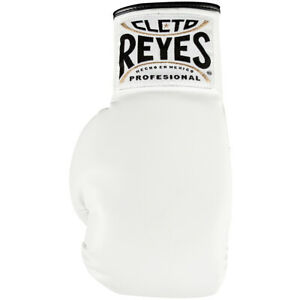 Cleto Reyes Standard Collectible Autograph Boxing Glove - White