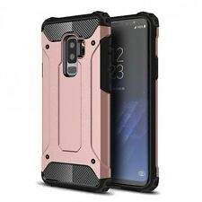 Samsung Galaxy S9 / S9 Plus Case - Heavy Duty Layer Shockproof Hard Armor Cover
