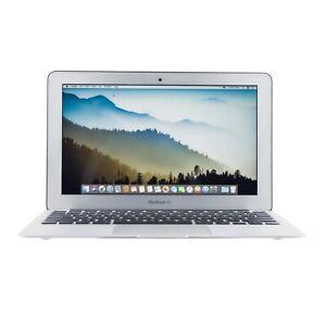 Apple MacBook Air 11 inch Laptop - 4GB RAM 128GB SSD - Core i5 1.40GHz 1 YR WNTY